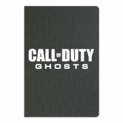 Блокнот А5 Call of Duty Ghosts Logo