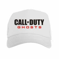 Кепка-тракер Call of Duty Ghosts Logo