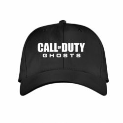 Детская кепка Call of Duty Ghosts Logo - FatLine