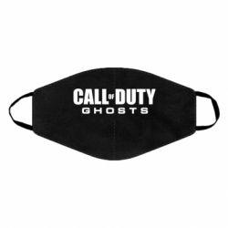Маска для обличчя Call of Duty Ghosts логотип