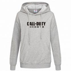 Женская толстовка Call of Duty Ghosts Logo - FatLine