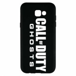 Чехол для Samsung A7 2017 Call of Duty Ghosts Logo
