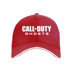 кепка Call of Duty Ghosts Logo