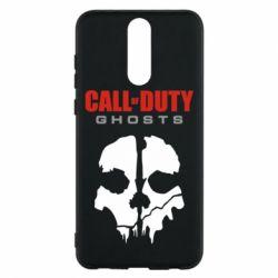 Чехол для Huawei Mate 10 Lite Call of Duty Ghosts - FatLine
