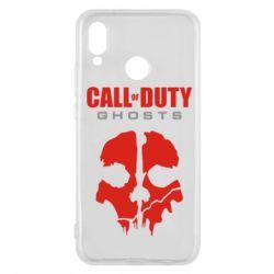 Чехол для Huawei P20 Lite Call of Duty Ghosts - FatLine