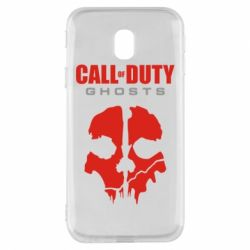Чехол для Samsung J3 2017 Call of Duty Ghosts - FatLine