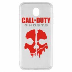 Чохол для Samsung J7 2017 Call of Duty Ghosts