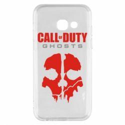 Чехол для Samsung A3 2017 Call of Duty Ghosts - FatLine