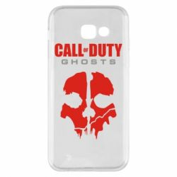 Чехол для Samsung A5 2017 Call of Duty Ghosts - FatLine