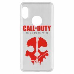 Чехол для Xiaomi Redmi Note 5 Call of Duty Ghosts - FatLine