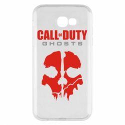 Чехол для Samsung A7 2017 Call of Duty Ghosts - FatLine