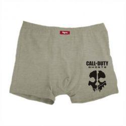 Чоловічі труси Call of Duty Ghosts