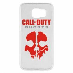 Чехол для Samsung S6 Call of Duty Ghosts - FatLine