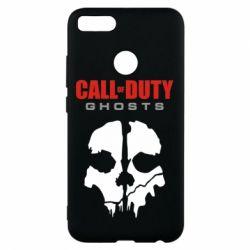 Чехол для Xiaomi Mi A1 Call of Duty Ghosts - FatLine