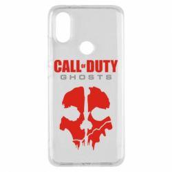 Чехол для Xiaomi Mi A2 Call of Duty Ghosts - FatLine
