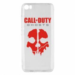 Чехол для Xiaomi Xiaomi Mi5/Mi5 Pro Call of Duty Ghosts - FatLine