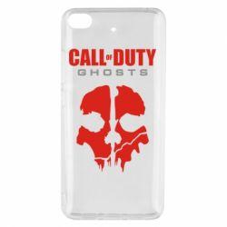 Чехол для Xiaomi Mi 5s Call of Duty Ghosts - FatLine