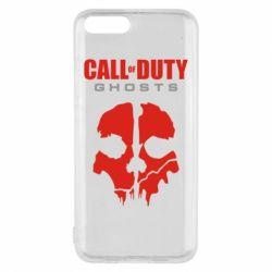 Чехол для Xiaomi Mi6 Call of Duty Ghosts - FatLine