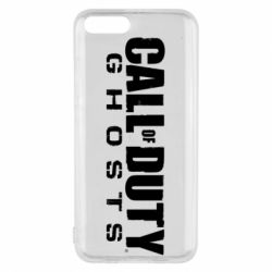 Чохол для Xiaomi Mi6 Call of duty ghosts