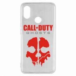 Чехол для Xiaomi Mi8 Call of Duty Ghosts - FatLine