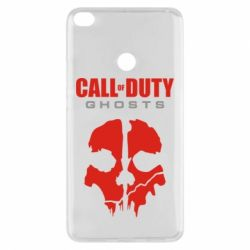Чехол для Xiaomi Mi Max 2 Call of Duty Ghosts - FatLine