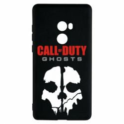 Чехол для Xiaomi Mi Mix 2 Call of Duty Ghosts - FatLine