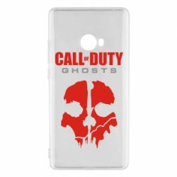 Чехол для Xiaomi Mi Note 2 Call of Duty Ghosts - FatLine