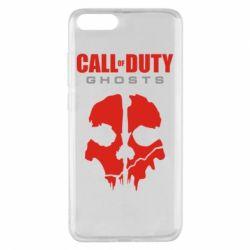 Чехол для Xiaomi Mi Note 3 Call of Duty Ghosts - FatLine
