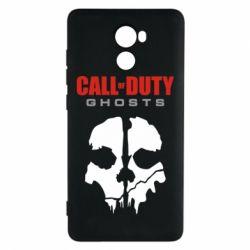 Чехол для Xiaomi Redmi 4 Call of Duty Ghosts - FatLine