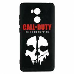 Чехол для Xiaomi Redmi 4 Pro/Prime Call of Duty Ghosts - FatLine