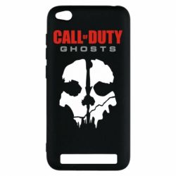 Чехол для Xiaomi Redmi 5a Call of Duty Ghosts - FatLine