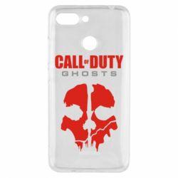 Чехол для Xiaomi Redmi 6 Call of Duty Ghosts - FatLine