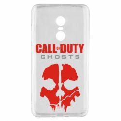 Чехол для Xiaomi Redmi Note 4 Call of Duty Ghosts - FatLine
