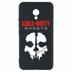 Чехол для Meizu M5 Call of Duty Ghosts - FatLine