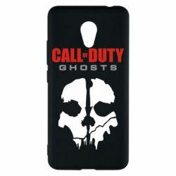 Чехол для Meizu M5c Call of Duty Ghosts - FatLine