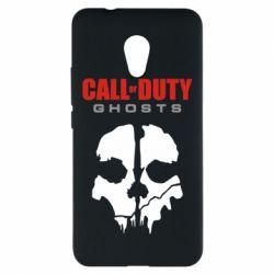 Чехол для Meizu M5s Call of Duty Ghosts - FatLine