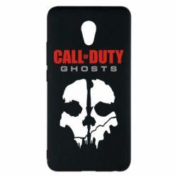 Чехол для Meizu M5 Note Call of Duty Ghosts - FatLine