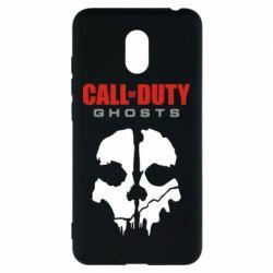 Чехол для Meizu M6 Call of Duty Ghosts - FatLine