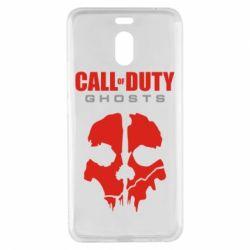 Чехол для Meizu M6 Note Call of Duty Ghosts - FatLine