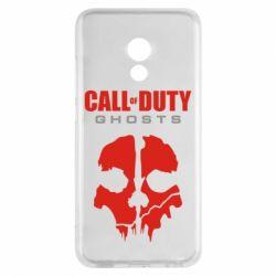 Чехол для Meizu Pro 6 Call of Duty Ghosts - FatLine