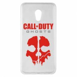 Чехол для Meizu Pro 6 Plus Call of Duty Ghosts - FatLine