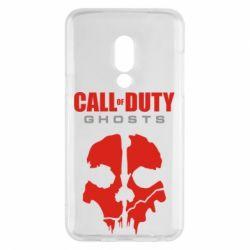 Чехол для Meizu 15 Call of Duty Ghosts - FatLine