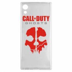 Чехол для Sony Xperia XA1 Call of Duty Ghosts - FatLine