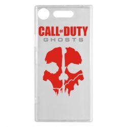 Чехол для Sony Xperia XZ1 Call of Duty Ghosts - FatLine
