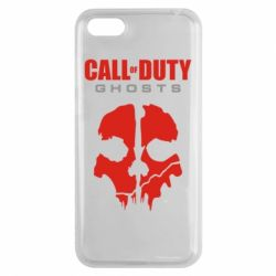 Чехол для Huawei Y5 2018 Call of Duty Ghosts - FatLine