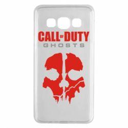 Чехол для Samsung A3 2015 Call of Duty Ghosts - FatLine