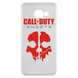 Чохол для Samsung A3 2016 Call of Duty Ghosts