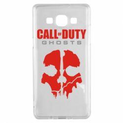 Чехол для Samsung A5 2015 Call of Duty Ghosts - FatLine
