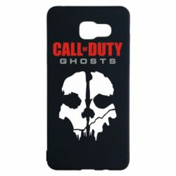 Чехол для Samsung A5 2016 Call of Duty Ghosts - FatLine