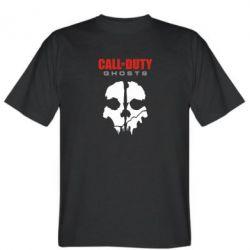 Мужская футболка Call of Duty Ghosts - FatLine